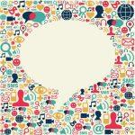 social-media-talk-bubble-texture